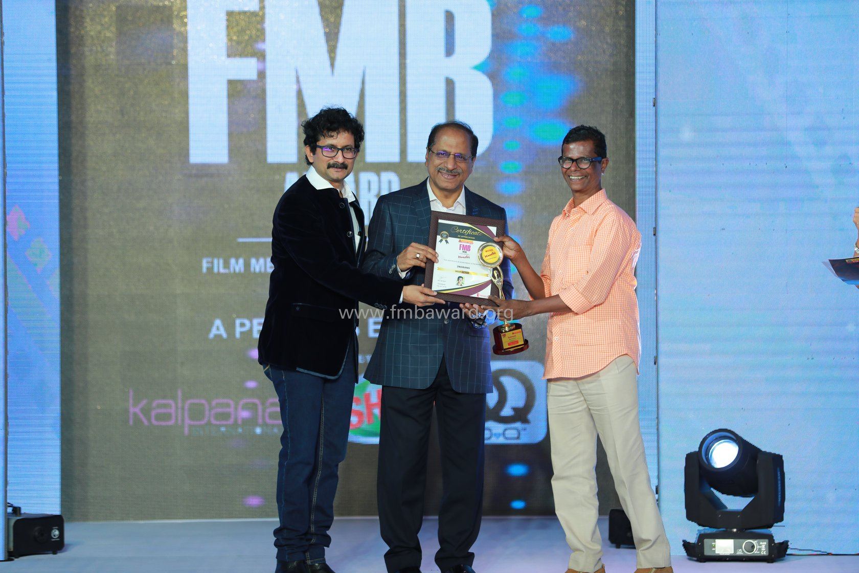 Best Actor – Mr. Indrans